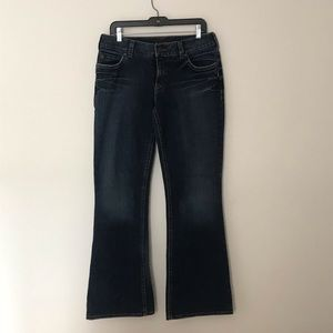 Silver Brand jeans wide boot cut